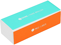 Parfüm, Parfüméria, kozmetikum Professzionális köröm buffer - Tools For Beauty 4-way Nail Buffer Block Regular