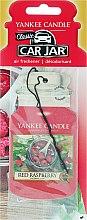 Parfüm, Parfüméria, kozmetikum Autóillatosító - Yankee Candle Car Jar Red Raspberry
