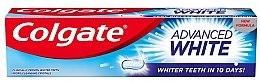 "Parfüm, Parfüméria, kozmetikum Fogkrém ""Fehér fogak 10 nap alatt!"" - Colgate Advanced White"