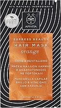 Parfüm, Parfüméria, kozmetikum Helyreállító maszk a fényes hajért - Apivita Shine & Revitalizing Hair Mask With Orange