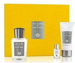 Parfüm, Parfüméria, kozmetikum Acqua Di Parma Colonia Pura - Szett (edc/100ml + edc/5ml + sh/gel/50ml)