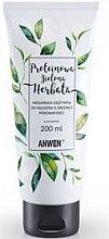 Parfüm, Parfüméria, kozmetikum Hajkondicionáló közepes porozitású hajra - Anwen Protein Vegan Conditioner for Hair with Medium Porosity Green Tea