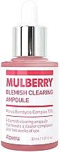 Parfüm, Parfüméria, kozmetikum Ampoule esszencia - A'pieu Mulberry Blemish Clearing Ampoule