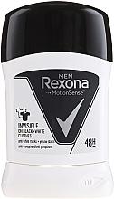 """Parfüm, Parfüméria, kozmetikum Izzadásgátló stift """"Fekete és fehér"""" - Rexona Men Deodorant Stick"""