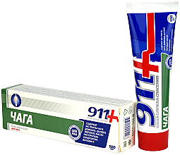"""Parfüm, Parfüméria, kozmetikum Gél-balzsam testre """"Chaga"""" - 911"""