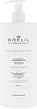 Parfüm, Parfüméria, kozmetikum Újjáépítő sampon - Brelil BioTreatment Reconstruction Shampoo