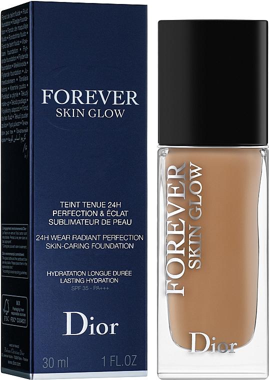 Alapozó - Dior Diorskin Forever Skin Glow Foundation