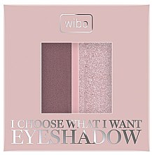 Parfüm, Parfüméria, kozmetikum Szemhéjfesték - Wibo I Choose What I Want Duo Eyeshadow