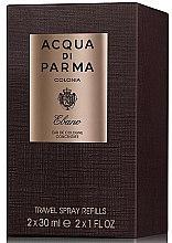 Parfüm, Parfüméria, kozmetikum Acqua di Parma Colonia Ebano Travel Spray Refills - Kölni