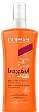 Parfüm, Parfüméria, kozmetikum Napvédő spray - Noreva Bergasol Expert Spray Invisible Finish SPF30