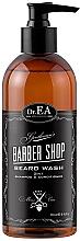 Parfüm, Parfüméria, kozmetikum Szakáll sampon-kondicionáló 2 az 1-ben - Dr. EA Barber Shop Beard Wash 2 in1 Shampoo & Conditioner