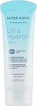 Parfüm, Parfüméria, kozmetikum Peeling gél hiauloronsavval - Missha Super Aqua Ultra Hyalron Peeling Gel