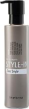 Parfüm, Parfüméria, kozmetikum Duo hatású fluid dauerhoz és haj egyenesítéséhez - Inebrya Style-In Fluido Duo Style
