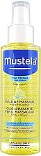 Parfüm, Parfüméria, kozmetikum Masszázsolaj testre - Mustela Bebe Massage Oil