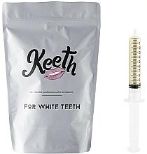 """Parfüm, Parfüméria, kozmetikum Fogfehérítő készlet utántöltő """"Citrom"""" - Keeth Lemon Refill Pack"""