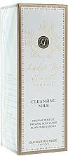 Parfüm, Parfüméria, kozmetikum Arctisztító tej - Bulgarian Rose Ladys Joy Luxury Cleansing Milk