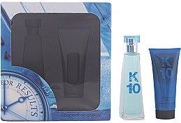 Parfüm, Parfüméria, kozmetikum Concept V Design K10 - Szett (edt/100ml + ash/balm/100ml)