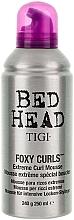 Parfüm, Parfüméria, kozmetikum Hajhab - Tigi Bed Head Foxy Curls Extreme Curl Mousse
