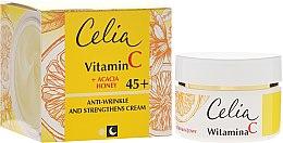 Parfüm, Parfüméria, kozmetikum Nappali és éjszakai krém 45+ - Celia Witamina C