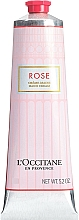 Parfüm, Parfüméria, kozmetikum Kézkrém - L'Occitane Rose Hand Cream
