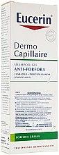 Parfüm, Parfüméria, kozmetikum Korpásodás elleni sampon zsíros hajra - Eucerin DermoCapillaire Anti-Dandruff Gel Shampoo