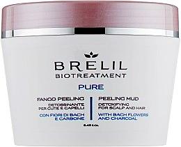 Parfüm, Parfüméria, kozmetikum Tisztító agyag pééling - Brelil Bio Traitement Pure Peeling Mud