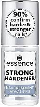 Parfüm, Parfüméria, kozmetikum Erősítő ápoló fedőlakk - Essence Strong Hardener Nail Treatment Advaced