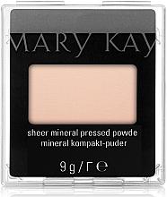 Parfüm, Parfüméria, kozmetikum Kompakt ásványi púder - Mary Kay Sheer Mineral Pressed Powder