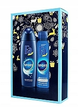 Parfüm, Parfüméria, kozmetikum Szett - Fa Men Sport (deo/150ml + sh/gel/250ml)