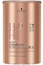 Parfüm, Parfüméria, kozmetikum Szőkítő agyag pór - Schwarzkopf Professional Blondme Claylightener