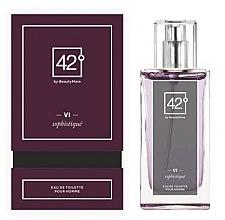 Parfüm, Parfüméria, kozmetikum 42° by Beauty More VI Sophistiquee - Eau De Toilette