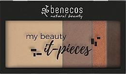 Parfüm, Parfüméria, kozmetikum Sminklatetta - Benecos It-Pieces Freaking Hot Palette Refill (utántöltő)