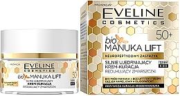 Parfüm, Parfüméria, kozmetikum Anti age arckrém - Eveline Cosmetics Bio Manuka Bee Lift-tox 50+