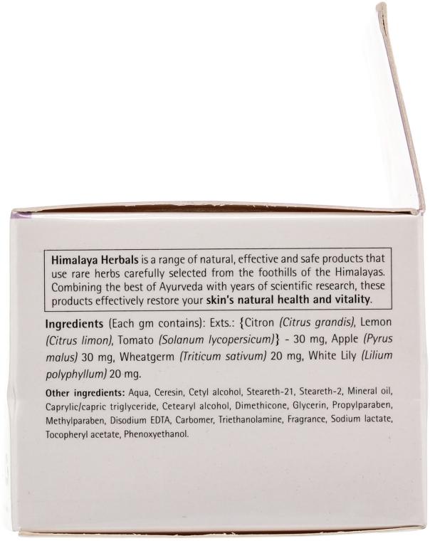 Regeneráló éjszakai krém - Himalaya Herbals Revitalizing Night Cream — fotó N2