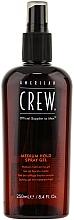 Közepesen fixáló spray - American Crew Classic Spray Gel — fotó N1