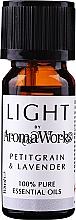 "Parfüm, Parfüméria, kozmetikum Illóolaj ""Petitgrain és levendula"" - AromaWorks Light Range Petitgrain and Lavender Essential Oil"