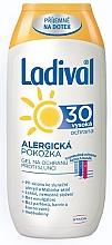 Parfüm, Parfüméria, kozmetikum Krém-gél érzékeny bőrre - Ladival SPF30