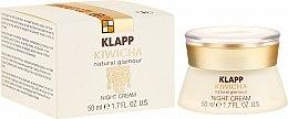 Parfüm, Parfüméria, kozmetikum Éjszakai arckrém - Klapp Kiwicha Night Cream