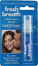 """Parfüm, Parfüméria, kozmetikum Szájspray """"Mentol"""" - Fresh Breath"""