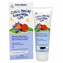 Parfüm, Parfüméria, kozmetikum Gyomorpuffadás elleni masszázs gél - Frezyderm Colic Relief Massage Gel