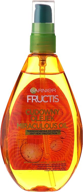 """""""Argán"""" hajolaj - Garnier Fructis"""