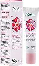 Parfüm, Parfüméria, kozmetikum Frissítő szemgél - Melvita Nectar De Rose Fresh Eye-Countour Gel