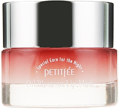 Parfüm, Parfüméria, kozmetikum Éjszakai ajakmaszk kamélia olajjal és E vitaminnal - Petitfee&Koelf Oil Blossom Lip Mask