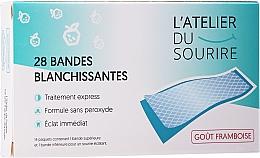Parfüm, Parfüméria, kozmetikum Fogfehérítő csíkok málna ízesítéssel - L'Atelier Du Sourire