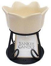 Parfüm, Parfüméria, kozmetikum Aromalámpa - Yankee Candle Cream Petal Wax Burner