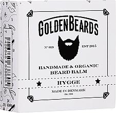 """Parfüm, Parfüméria, kozmetikum Balzsam szakállra """"Hygge"""" - Golden Beards Beard Balm"""