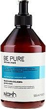 Parfüm, Parfüméria, kozmetikum Hajmaszk gyakori használatra - Niamh Hairconcept Be Pure Mask Gentle