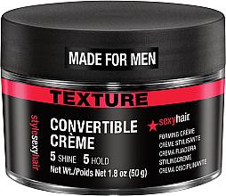 Parfüm, Parfüméria, kozmetikum Hajformázó krém - SexyHair Style Convertible Forming Creme