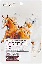 Parfüm, Parfüméria, kozmetikum Olaj maszk - Eunyul Horse Oil Mask Pack