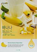 Parfüm, Parfüméria, kozmetikum Banános szövetmaszk - Esfolio Essence Mask Sheet